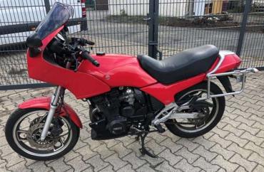 Yamaha XJ 600 Yamaha
